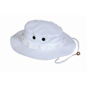 【米軍】Rothco(ロスコ) ブーニーハット(ジャングルハット) (Boonie Hat)【ホワイト】|nammara-store