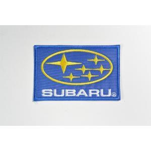 【ワッペン】SUBARU(富士重工業/スバル) エンブレムロゴ ワッペン(SUBARU Patch)|nammara-store