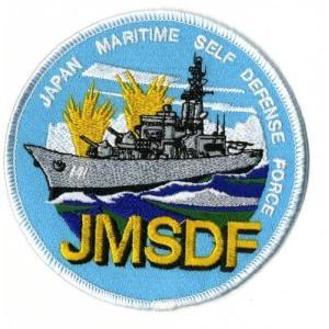 【海上自衛隊】JMSDF 海上自衛隊 ワッペン (JMSDF Patch)|nammara-store