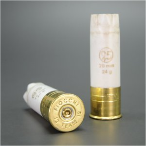 【ショットシェル】FIOCCHI(フィオッキ) 空薬きょう 12ゲージ ゴールデン スキート(2個セット)|nammara-store