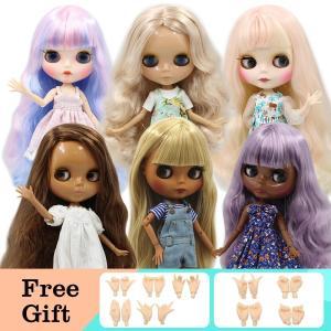 ブライス人形 22種類 着せ替え人形 本体 BJD 球体関節人形 カスタムドール ファッションドール アイシードール