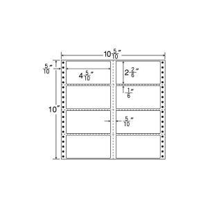 M10C(VP5)【8面/連続ラベル】ナナクリエイト(東洋印刷) ナナフォーム ナナラベル|nana