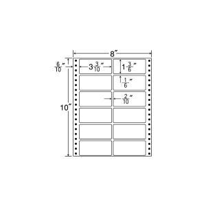 MT8C(VP5)【12面/連続ラベル】タックフォーム ナナクリエイト(東洋印刷) ナナフォーム ナナラベル|nana