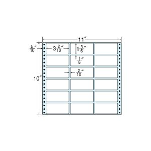 NC11GB(VP3) 18面 連続ラベル タックフォーム ナナクリエイト東洋印刷 ナナフォーム ナナラベル ブルーセパ|nana