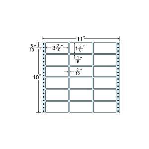 NC11GB(VP5) 18面 連続ラベル タックフォーム ナナクリエイト東洋印刷 ナナフォーム ナナラベル ブルーセパ|nana
