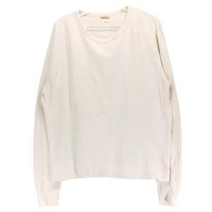 VISVIM ビズビム 19AW SUBLIG THERMAL CREW 3-PACK L/S 0119205009006 サブリグ サーマル クルー ロングスリーブ Tシャツ アイボリー ロンT|nanainternational