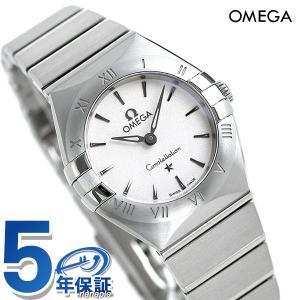 オメガ 時計 コンステレーション マンハッタン クオーツ 25mm レディース 腕時計 131.10...