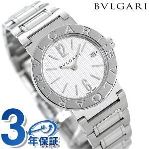 ブルガリ BVLGARI ブルガリブルガリ 26mm クオーツ 腕時計 BB26WSSD