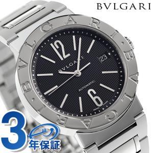 ブルガリ BVLGARI ブルガリブルガリ 38mm メンズ 腕時計 BB38BSSDAUTO