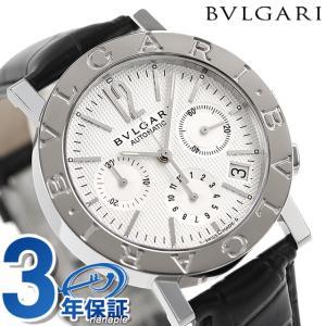 ブルガリ BVLGARI ブルガリブルガリ 38mm メンズ 腕時計 BB38WSLDCH
