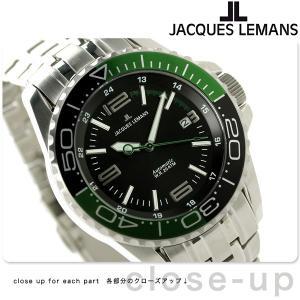 ジャックルマン リバプール ダイバー 20気圧防水 自動巻き 1-1353E 腕時計