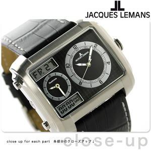 ジャックルマン マドリード GMT メンズ 腕時計 1-1708A