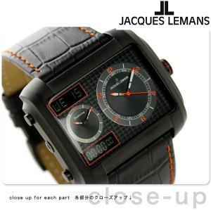 ジャックルマン マドリード GMT メンズ 腕時計 1-1708E