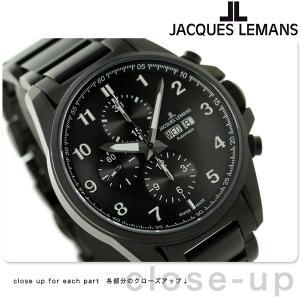 【あすつく】ジャックルマン リバプール クロノグラフ 自動巻き 腕時計 1-1750G