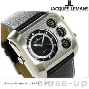 ジャックルマン マドリード GMT メンズ 腕時計 1-1780A
