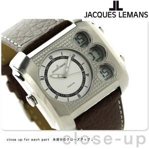 ジャックルマン マドリード GMT メンズ 腕時計 1-1780B