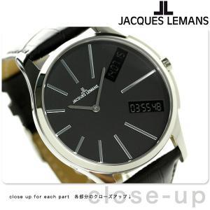 ジャックルマン ロンドン GMT メンズ 腕時計 1-1788A