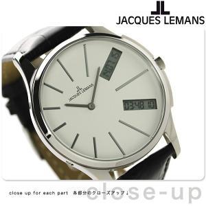 ジャックルマン ロンドン GMT メンズ 腕時計 1-1788B
