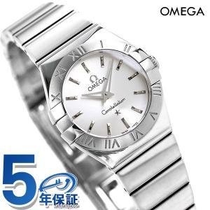 オメガ 腕時計 コンステレーション 24MM レディース OMEGA 123.10.24.60.02.002 新品|nanaple
