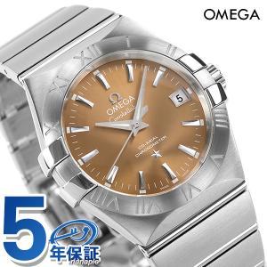 オメガ コンステレーション 35MM 自動巻き メンズ 12...