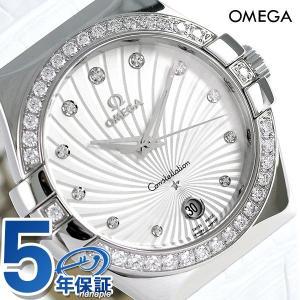 オメガ 時計 コンステレーション ダイヤモンド 35mm 1...