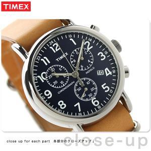 タイメックス ウィークエンダー 40mm クロノグラフ 腕時計 TW2P62300|nanaple