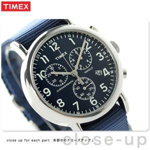 タイメックス ウィークエンダー 40mm クロノグラフ 腕時計 TW2P71300|nanaple