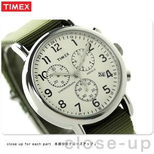タイメックス ウィークエンダー 40mm クロノグラフ 腕時計 TW2P71400|nanaple