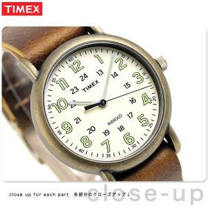 タイメックス ウィークエンダー ヴィンテージ 40mm 腕時計 TW2P85700|nanaple