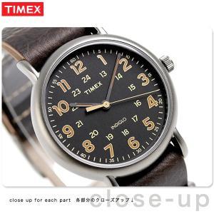 タイメックス ウィークエンダー ヴィンテージ 40mm 腕時計 TW2P85800|nanaple
