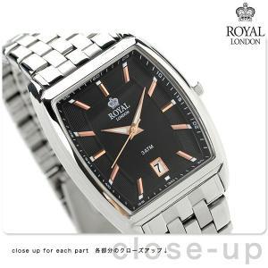 ロイヤルロンドン メンズ 腕時計 クオーツ 41186-02|nanaple
