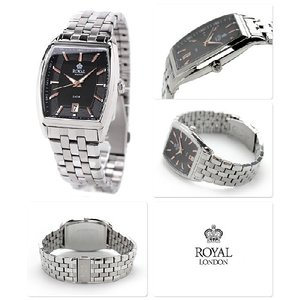 ロイヤルロンドン メンズ 腕時計 クオーツ 41186-02|nanaple|02