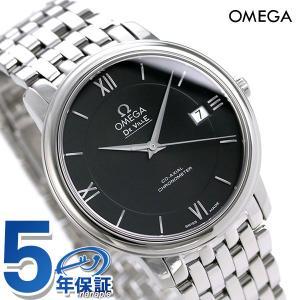 OMEGA オメガ デ・ヴィル プレステージ 424.10.37.20.01.001 腕時計|nanaple