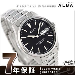 セイコー アルバ スタンダードコレクション 耐磁モデル メンズ 腕時計 AEFJ404|nanaple
