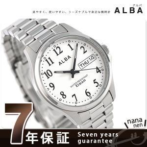 セイコー アルバ スタンダードコレクション 耐磁モデル メンズ 腕時計 AEFJ405|nanaple