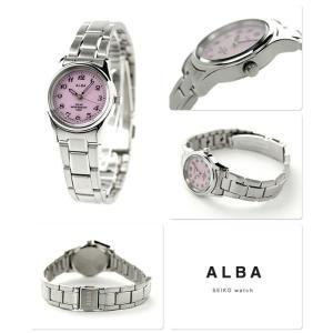 セイコー アルバ ソーラー レディース 腕時計 AEGD540 SEIKO|nanaple|02