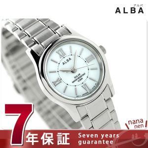 セイコー アルバ ソーラー レディース AEGD553 SEIKO 腕時計|nanaple