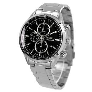 ワイアード スタンダード クロノグラフ 腕時計 AGAV109 SEIKO ワイアード|nanaple|02