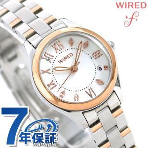 セイコー ワイアード エフ ペアスタイル レディース 腕時計 AGEK422 SEIKO|nanaple