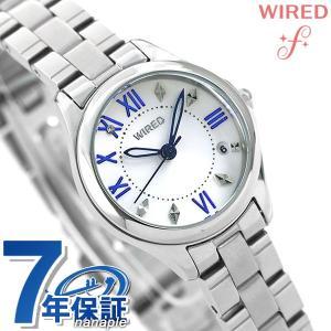 セイコー ワイアード エフ ペアスタイル レディース 腕時計 AGEK424 SEIKO nanaple
