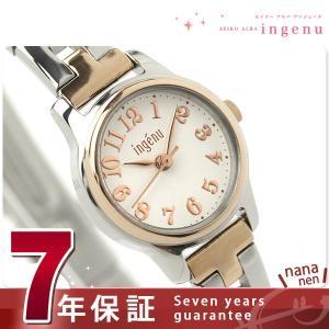 セイコー アンジェーヌ レディース 腕時計 AHJK418 SEIKO ALBA ingenu|nanaple