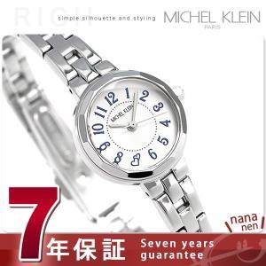 ミッシェルクラン クオーツ レディース 腕時計 AJCK089 MICHEL KLEIN シルバー nanaple