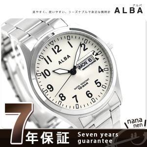 セイコー アルバ スポーティー クオーツ メンズ 腕時計 AQGJ404 SEIKO|nanaple