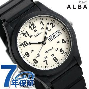 【25日は+4倍でポイント最大10.5倍】 セイコー アルバ メンズ レディース 腕時計 カレンダー...