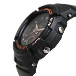 22日までエントリーで最大21倍 G-SHOCK ワールドタイム クオーツ メンズ 腕時計 AW-591GBX-1A4DR カシオ Gショック|nanaple|03