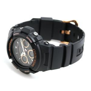 22日までエントリーで最大21倍 G-SHOCK ワールドタイム クオーツ メンズ 腕時計 AW-591GBX-1A4DR カシオ Gショック|nanaple|04