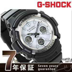 G-SHOCK 電波ソーラー メンズ 腕時計 AWG-M100S-7AER Gショック