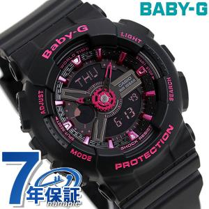 Baby-G レディース 腕時計 BA-111-1ADR ベビーG|nanaple
