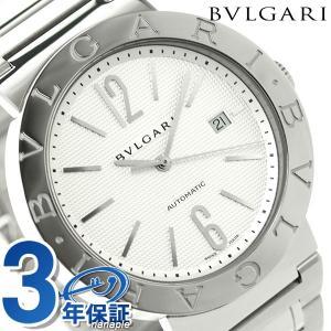 43bfac4abc4c ブルガリ BVLGARI ブルガリブルガリ 42mm メンズ 腕時計 BB42WSSDAUTO|nanaple ...
