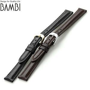 交換用ベルト 腕時計 カーフレザー バンビ 選べるモデル BE010 nanaple